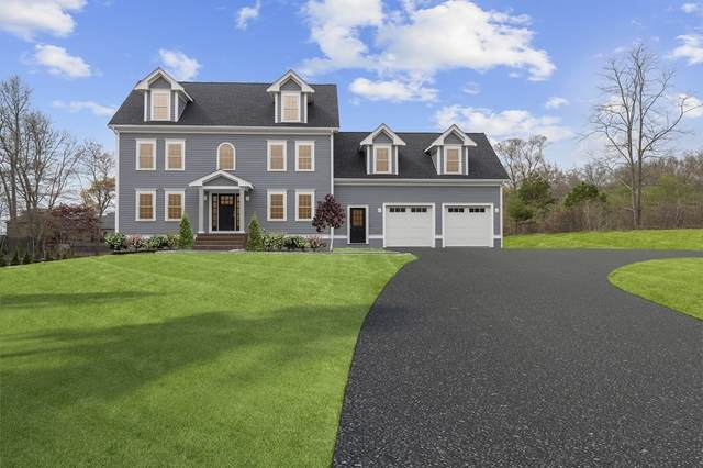 42 Clark's Cove Drive, Dartmouth, MA 02748 (MLS #72804826) :: The Smart Home Buying Team