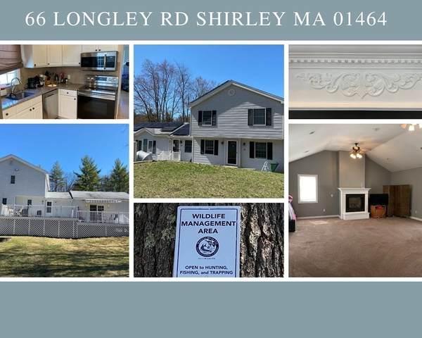 66 Longley Rd, Shirley, MA 01464 (MLS #72805103) :: Re/Max Patriot Realty