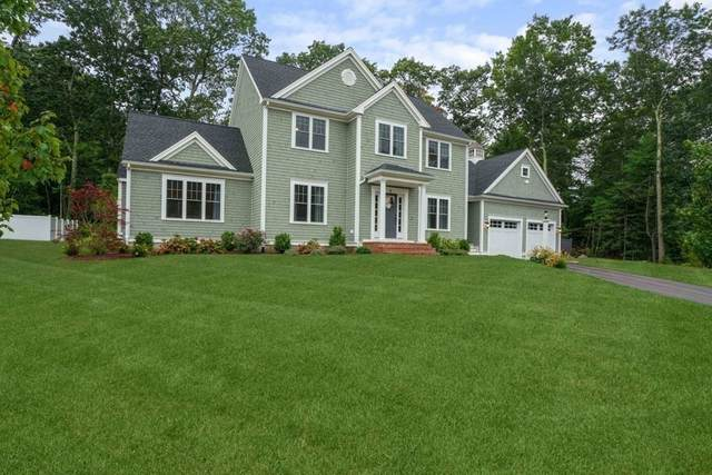 6 Deer Common Drive, Scituate, MA 02066 (MLS #72805218) :: Conway Cityside