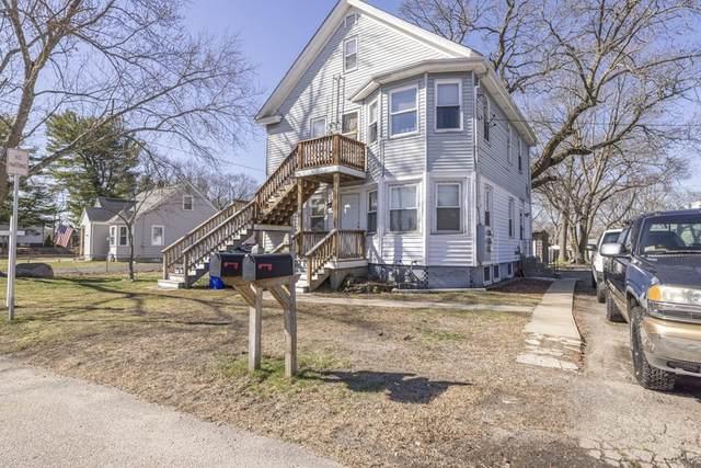 64 Mendon Road, Attleboro, MA 02703 (MLS #72807461) :: Spectrum Real Estate Consultants