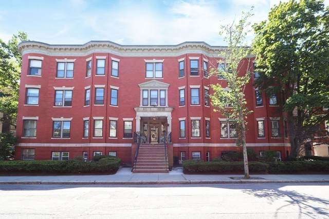16 Garrison Rd #8, Brookline, MA 02445 (MLS #72808417) :: Conway Cityside