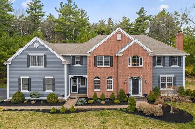 107 Country Club Way, Kingston, MA 02364 (MLS #72808846) :: Welchman Real Estate Group