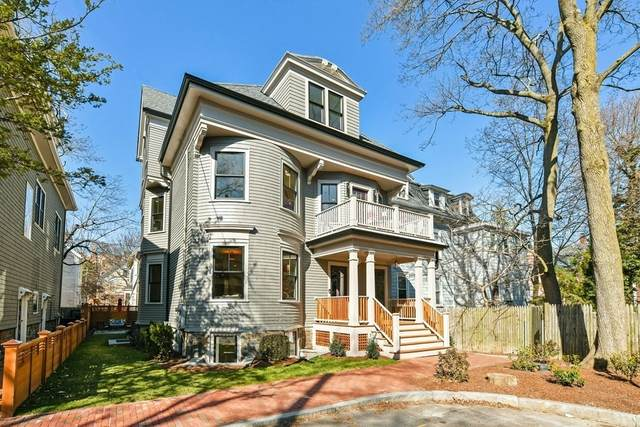 9 Exeter Park #9, Cambridge, MA 02140 (MLS #72809335) :: Trust Realty One