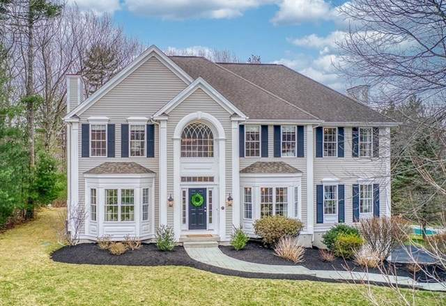 290 Webster Woods, North Andover, MA 01845 (MLS #72810104) :: Zack Harwood Real Estate | Berkshire Hathaway HomeServices Warren Residential