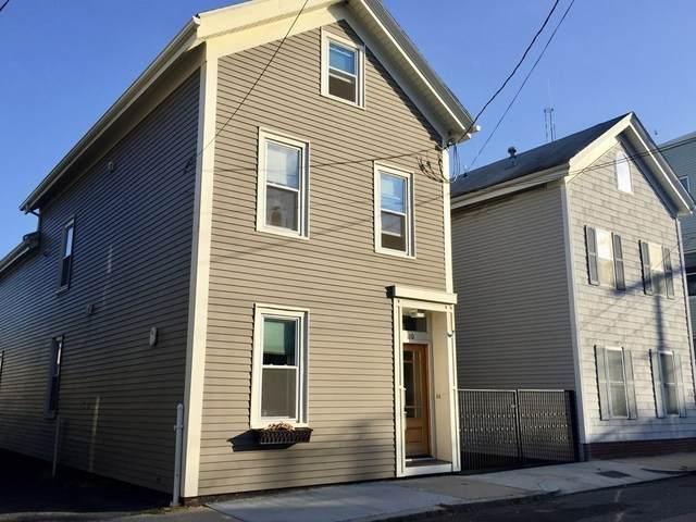 10 Parker St #2, Boston, MA 02129 (MLS #72810886) :: Charlesgate Realty Group