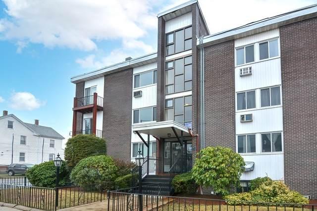 101 Waite Street A4, Malden, MA 02148 (MLS #72810908) :: Spectrum Real Estate Consultants