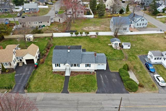130 Campbell Drive, Lowell, MA 01851 (MLS #72811426) :: The Ponte Group