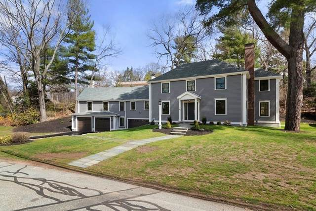 25 Old Colony Rd, Wellesley, MA 02481 (MLS #72812218) :: Boston Area Home Click