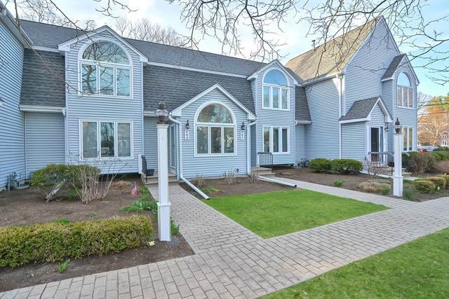 35 Pilgrim Village Rd #403, Taunton, MA 02780 (MLS #72813035) :: RE/MAX Vantage