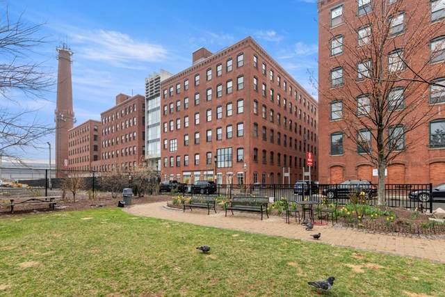 21 Wormwood Street #525, Boston, MA 02210 (MLS #72813346) :: Walker Residential Team