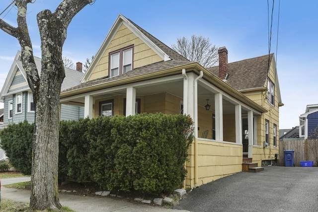 1 Grafton St, Wakefield, MA 01880 (MLS #72813568) :: Zack Harwood Real Estate | Berkshire Hathaway HomeServices Warren Residential