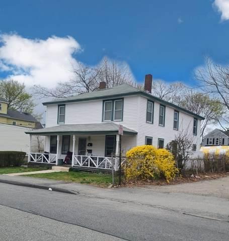 8 Monroe Street, Taunton, MA 02780 (MLS #72813704) :: revolv