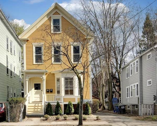 54 Cameron, Somerville, MA 02144 (MLS #72813740) :: Team Roso-RE/MAX Vantage