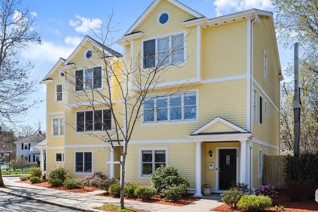 299 Cypress Street #00, Brookline, MA 02445 (MLS #72813846) :: Charlesgate Realty Group
