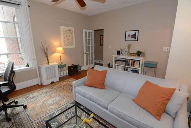 130 Fuller Street #4, Brookline, MA 02446 (MLS #72813956) :: EXIT Cape Realty