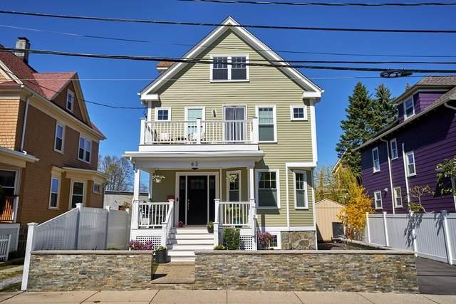 62 Durnell Ave, Boston, MA 02131 (MLS #72814557) :: Cameron Prestige