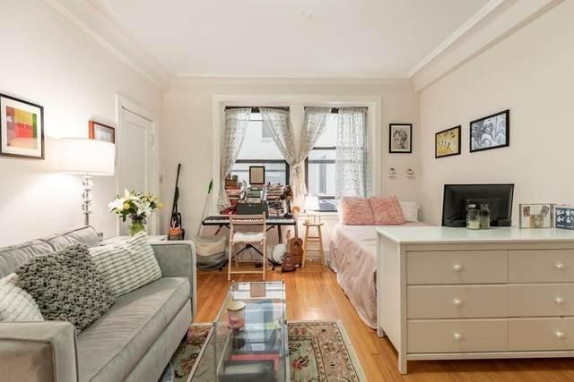 464 Commonwealth Avenue #27, Boston, MA 02215 (MLS #72814752) :: Spectrum Real Estate Consultants