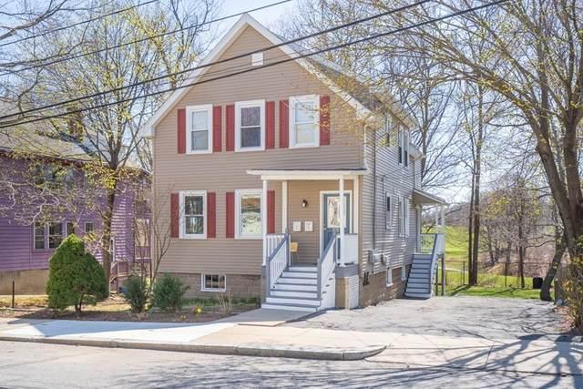 32 Hautevale Street #1, Boston, MA 02131 (MLS #72814766) :: Westcott Properties