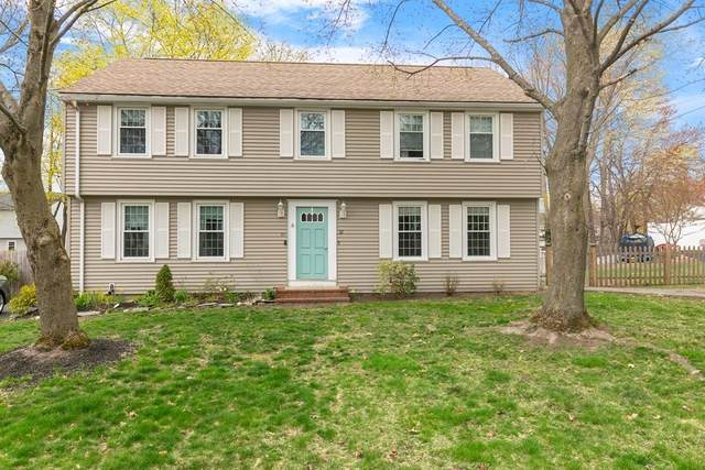 32 Summit Street #32, North Andover, MA 01845 (MLS #72814828) :: EXIT Realty