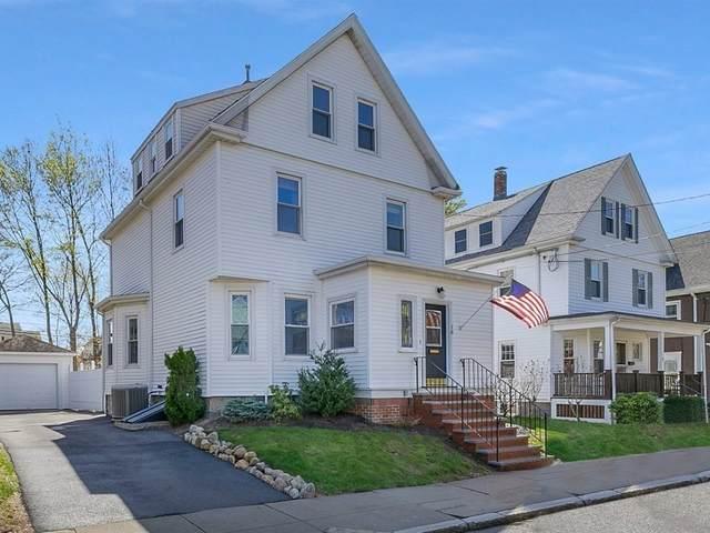16 Tyndale St, Boston, MA 02131 (MLS #72815057) :: Westcott Properties