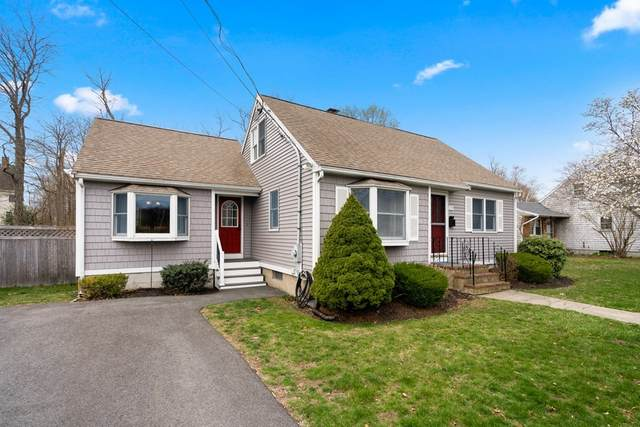 109 Forest Street, Danvers, MA 01923 (MLS #72815131) :: EXIT Cape Realty