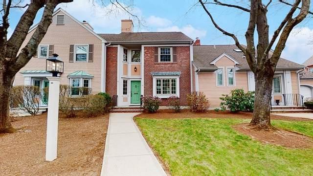 41 Oakland Ave #41, Needham, MA 02492 (MLS #72815142) :: Boston Area Home Click