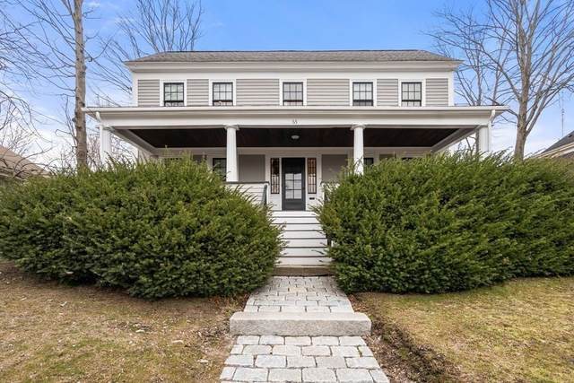 65 High Street A, Newton, MA 02464 (MLS #72815277) :: Revolution Realty