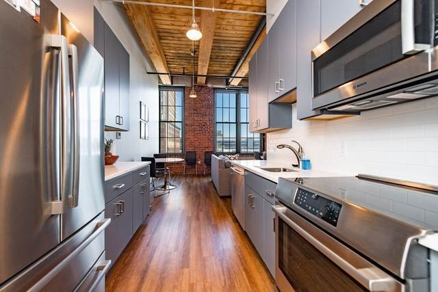 63 Melcher St. #206, Boston, MA 02110 (MLS #72815775) :: Dot Collection at Access