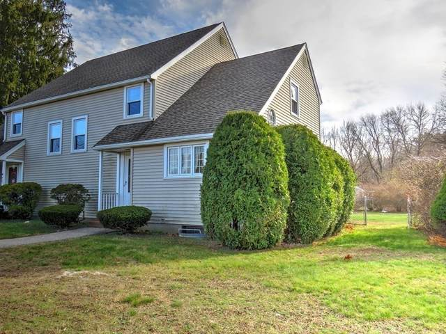 835 Plymouth St #835, Bridgewater, MA 02324 (MLS #72816803) :: RE/MAX Vantage