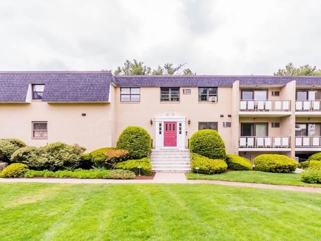 40 Bigelow Ave #17, Watertown, MA 02472 (MLS #72817115) :: Maloney Properties Real Estate Brokerage