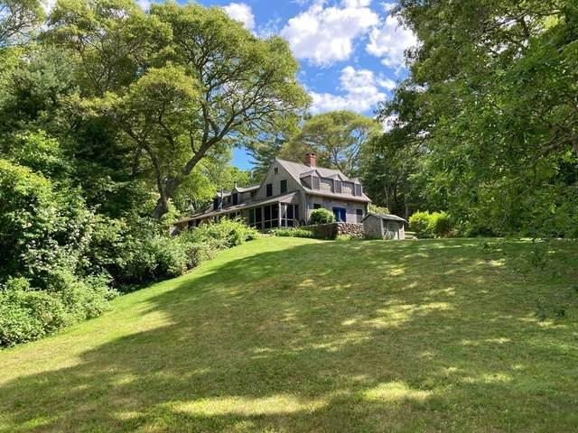 10 Scotch House Cove Road, Bourne, MA 02534 (MLS #72818504) :: The Seyboth Team