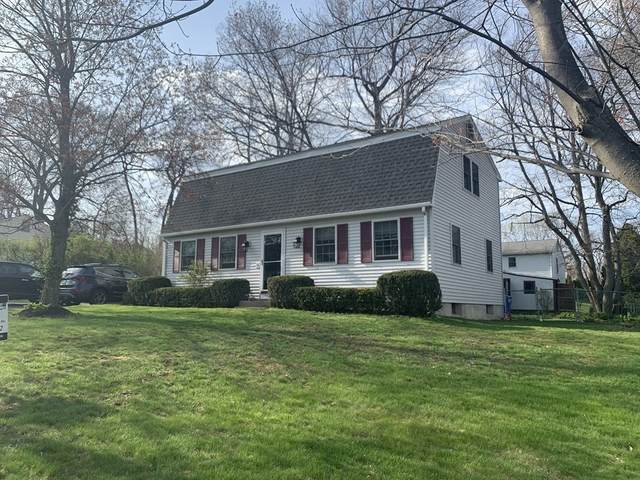 70 Driftwood Road, Springfield, MA 01129 (MLS #72818640) :: Cape Cod and Islands Beach Properties
