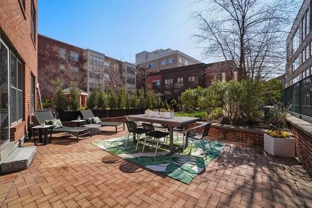 1166 Washington St. #203, Boston, MA 02118 (MLS #72818845) :: Boston Area Home Click