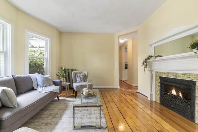 13 Linden St #1, Brookline, MA 02445 (MLS #72820410) :: EXIT Cape Realty