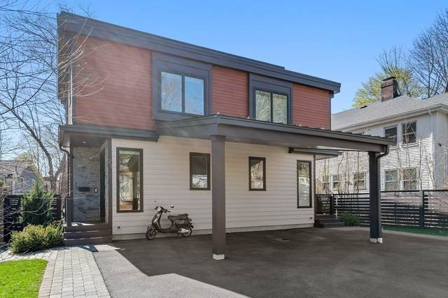 21 Cotter Rd #21, Newton, MA 02468 (MLS #72821000) :: Cape Cod and Islands Beach Properties