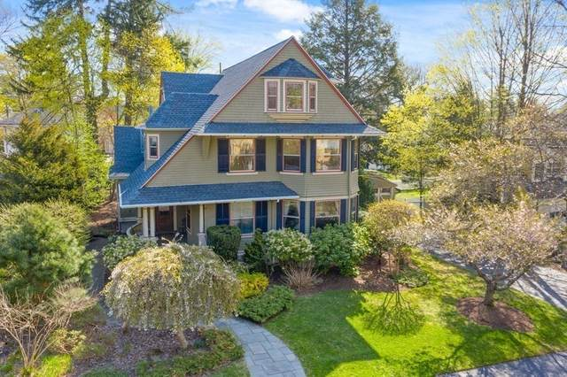 30 Orient Ave, Newton, MA 02459 (MLS #72821480) :: Welchman Real Estate Group