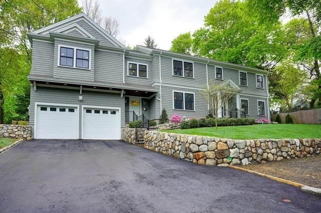 20 Richfield Road, Newton, MA 02465 (MLS #72821483) :: Chart House Realtors