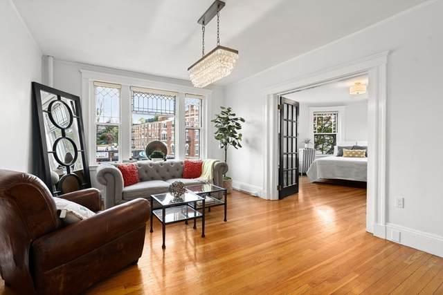1783 Massachusetts Ave #4, Cambridge, MA 02140 (MLS #72821656) :: Boston Area Home Click