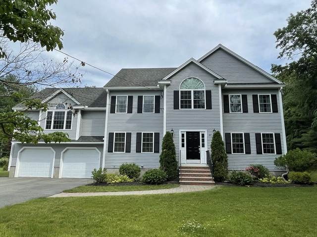 8 Schofield St, Chelmsford, MA 01824 (MLS #72823323) :: EXIT Realty
