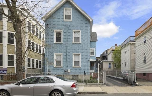 61 Florence Street, Somerville, MA 02145 (MLS #72823337) :: Welchman Real Estate Group