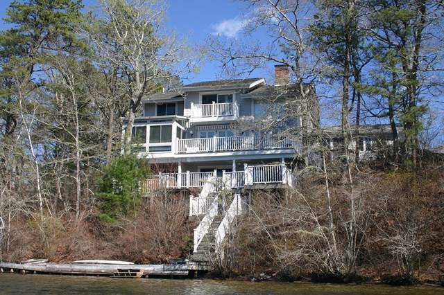 71 Arrowhead Rd, Plymouth, MA 02360 (MLS #72824290) :: Dot Collection at Access