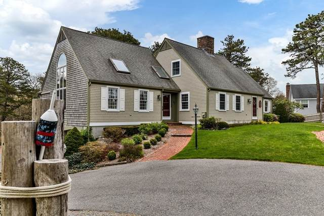 97 Canoe Pond Dr, Brewster, MA 02631 (MLS #72824350) :: Cape Cod and Islands Beach Properties