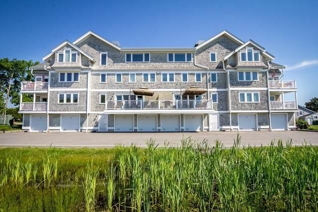 58 Saint John St #7, Dartmouth, MA 02748 (MLS #72825218) :: The Duffy Home Selling Team