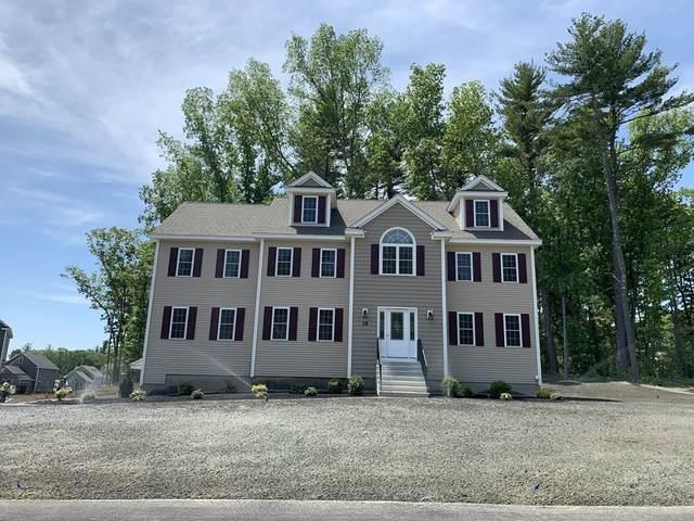 45 Fieldstone Lane, Billerica, MA 01821 (MLS #72825743) :: The Smart Home Buying Team