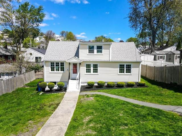 405 Reservoir Ave, Revere, MA 02151 (MLS #72825892) :: EXIT Realty