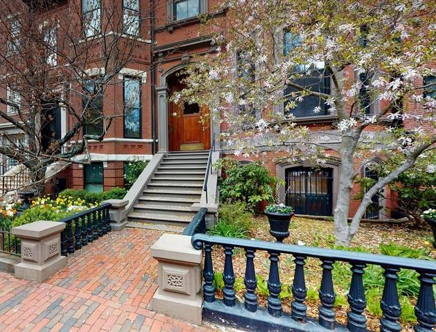 103 Marlborough St #3, Boston, MA 02116 (MLS #72825972) :: Cape Cod and Islands Beach Properties