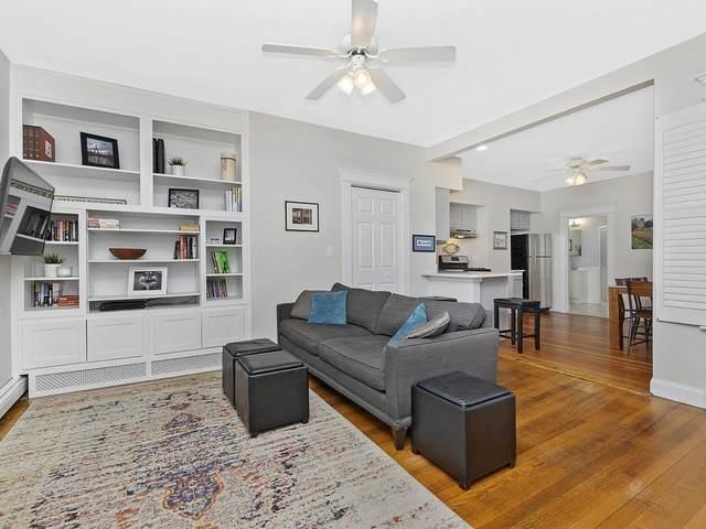25 Trenton St #1, Boston, MA 02129 (MLS #72826105) :: Boylston Realty Group