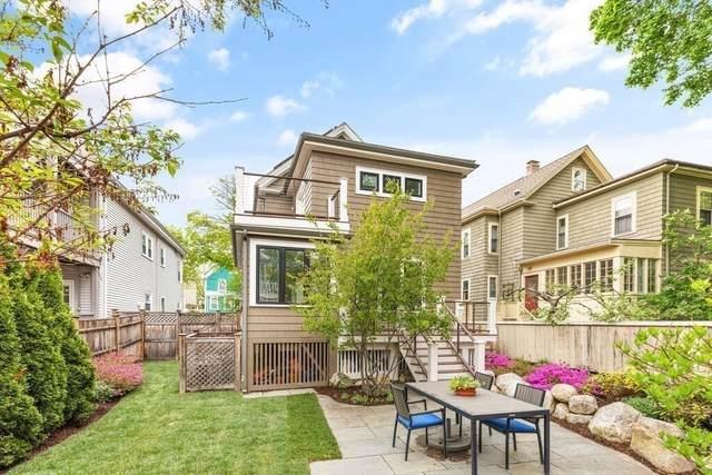 22 Cameron Avenue, Somerville, MA 02144 (MLS #72826237) :: Boston Area Home Click