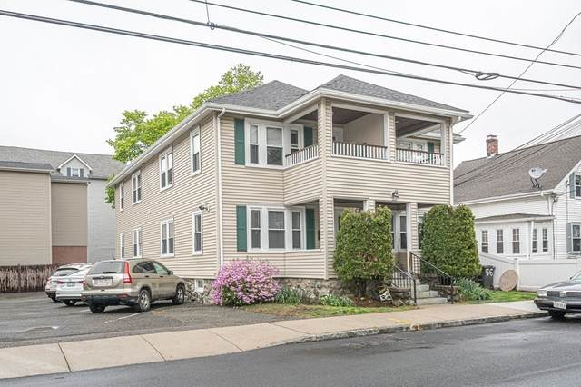 56 Cherry Street #4, Waltham, MA 02453 (MLS #72826389) :: Boylston Realty Group