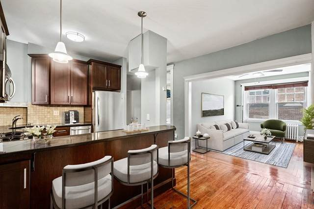 282 Newbury Street #15, Boston, MA 02116 (MLS #72826779) :: Cape Cod and Islands Beach Properties